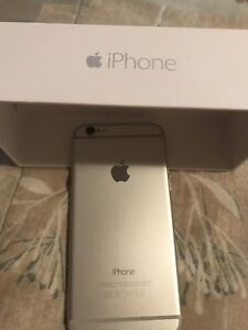 iPhone 6 silver $280