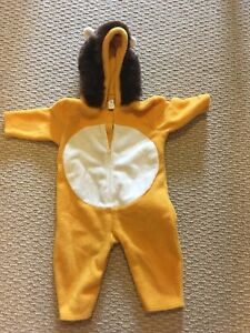 Baby GAP lion costume - size 12 to 18 months