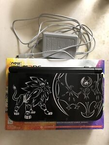 Used New Nintendo 3DS XL w/ cable