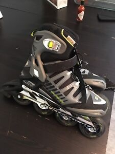 Patin rollerblade