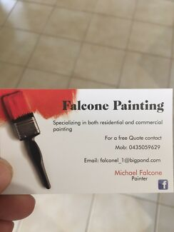 Professional painter and decorator (free quotes)