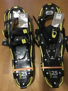 """Snowshoes 25"""" McKinley - 2 pairs brand new"""