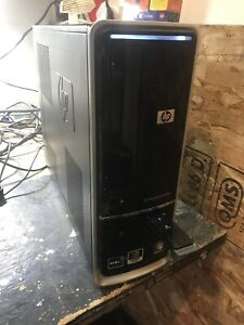 HP desktop with HDMI and WIFI