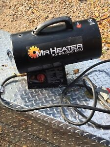 MR Heater / SOLD