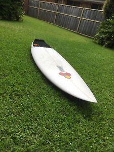 Channel Islands 5'9 Fever Surfboard