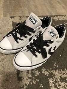 Converse star player size 9 BRAND NEW!