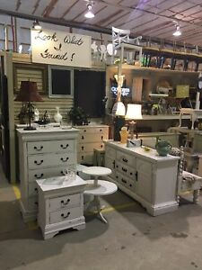 Assorted Dressers, Sideboards, Armoires