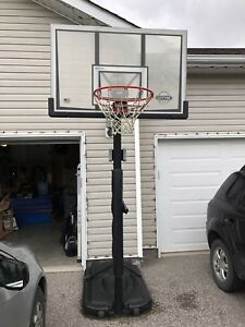 "Lifetime 60"" Basketball Net - excellent condition - Ramara"
