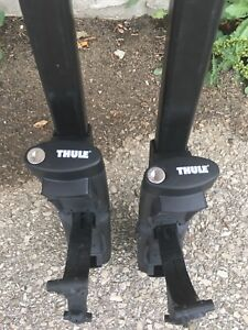 "Thule 58"" Square bar"