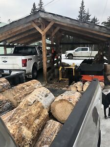Cords of Dry Pine Firewood