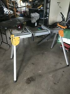 Portable Folding Aluminum Mitre Saw Stand Enfield