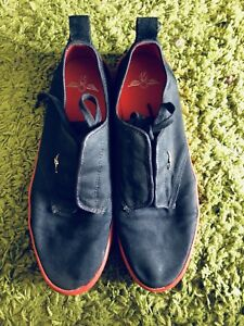 Creative Recreation Lacava Navy & Red Shoes