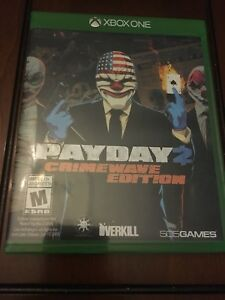 Xbox One Payday 2