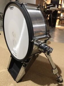 Roland KD-140 electric bass drum. Electric drum kit