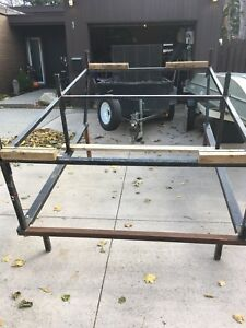 Heavy Duty Ladder/ Boat Rack
