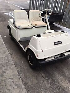 Yamaha g1 golf cart