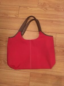 Brand new. L'oreal  Women's red  tote bag