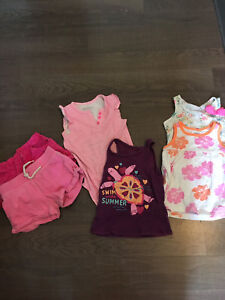 24 month/2 year girl summer clothes