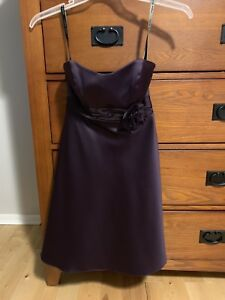 Alfred Angelo bridesmaid dress size 0