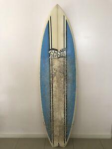 "Chris Henry 6'2"" - Fish Surfboard"