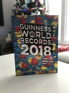 Guinness World Records 2018 bran New!