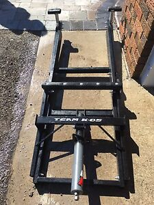 Snowmobile or ATV lift. Sled lift New
