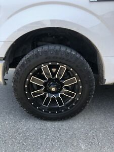 "20"" RTX OR Steppe - Ford F-150 Wheels"