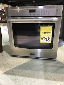 """Maytag 27"""" Single Oven"""