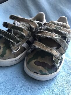 Army adidas toddler shoes