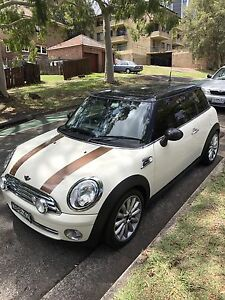 Mini Cooper Mayfair 2010 North Sydney North Sydney Area Preview