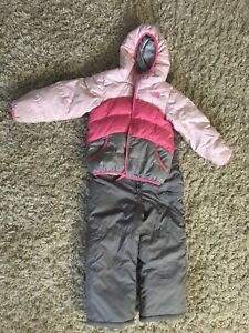 North face toddler winter jacket 4t
