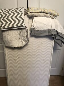 Quality crib mattress and accessories