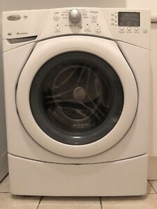Perfect condition Whirlpool washer and dryer set