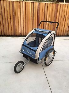 Bike trailer children and or jogging pram Shellharbour Shellharbour Area Preview