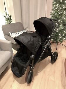 2018 baby jogger city select double twin stroller