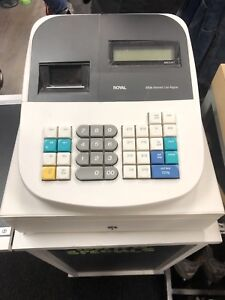 Real Cash Register on Custom Counter