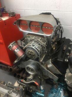Fresh 526 engine