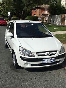 Hyundai Getz 2006 Deakin South Canberra Preview