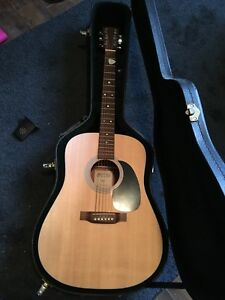 USA made Solid Wood Martin D-1