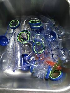 Mouse tubes, water container $20