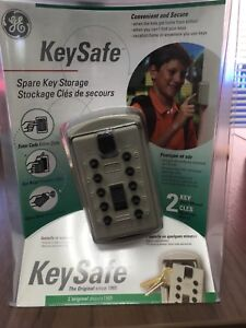 GE Key Safe for Home Brand New in Package