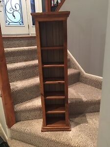 Solid wood Display Shelf