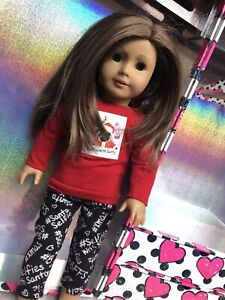 Christmas p.j's for 18 inch doll