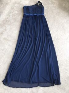 Navy Bridesmaid Dress - David's Bridal - $100 OBO!