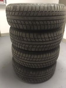 Michelin Winter Tires 215/60R16