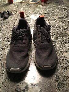 Grey NMD R2's size 11