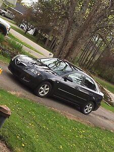2007 Mazda 3 Sport,  5 Speed Manual Transmission