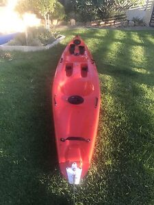 Double plastic kayak Melville Melville Area Preview