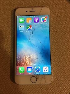 iPhone 6 silver smashed screen Cleveland Redland Area Preview