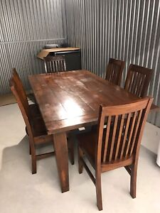 Pier 1 imports dinning room table set